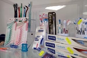 dbanie o higienę zębów